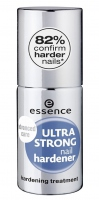 Essence - ULTRA STRONG NAIL HARDENER - Advanced care - Hardening treatment - Lakier utwardzający
