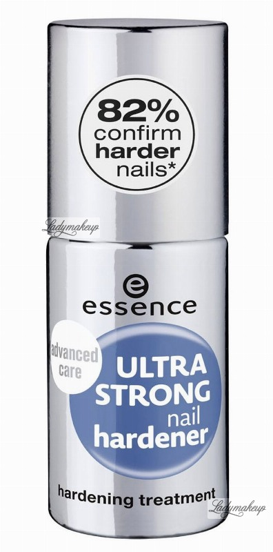 Essence - ULTRA STRONG NAIL HARDENER - Advanced care - Hardening ...