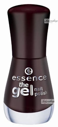 Essence - THE GEL NAIL POLISH - Lakier do paznokci