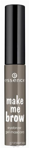 Essence - Make me brow - Eyebrow gel mascara