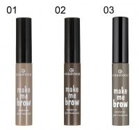 Essence - Make me brow - Eyebrow gel mascara - Żelowa maskara do brwi