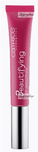 Catrice - Beautifying LIP SMOOTHER - Upiększająco-wygładzający balsam do ust