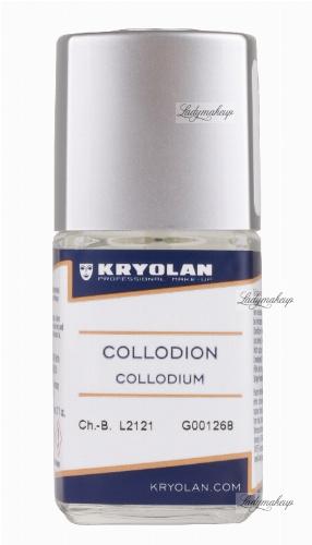KRYOLAN - COLLODION - Preparat do tworzenia symulacji blizn - ART. 1471