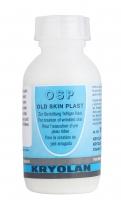 KRYOLAN - OLD SKIN PLAST - 100 ml - Preparat do tworzenia efektu starczej skóry - ART. 6591