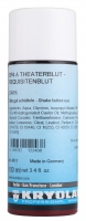 KRYOLAN - THEATER BLOOD - SP4 A - 100 ml - Sztuczna krew teatralna - ART. 4011
