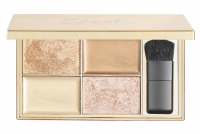 Sleek - Highlighting Palette Cleopatra's Kiss - Paleta rozświetlaczy - 033