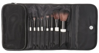 Lily Lolo -  Mini 8 Piece Brush Set - Zestaw 8 mini pędzli w etui