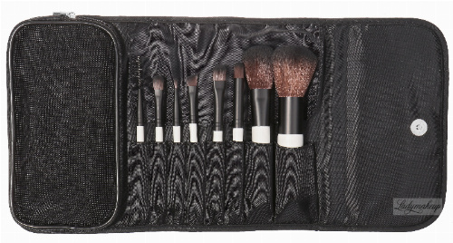 Lily Lolo - Mini 8 Piece Brush Set