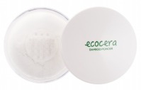 Ecocera - ABSORBENT SEBUM - Puder bambusowy