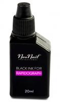NeoNail - INK FOR RAPIDOGRAPH - Tusz do rapidografu