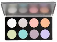 Glazel - CITY SERIES - Platinum Seria City - Paleta 8 cieni do makijażu  - DUBLIN