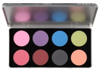 Glazel - CITY SERIES - Platinum Seria City - Paleta 8 cieni do makijażu  - VENICE