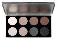 Glazel - CITY SERIES - Platinum Seria City - Paleta 8 cieni do makijażu  - LONDON