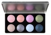 Glazel - CITY SERIES - Platinum Seria City - Paleta 8 cieni do makijażu  - PARIS