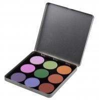 Glazel - CITY SERIES - Platinum Seria City - Paleta 9 cieni do makijażu - VENICE
