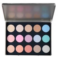 Glazel - CITY SERIES - Platinum Seria City - Paleta 15 cieni do makijażu - PRAGUE