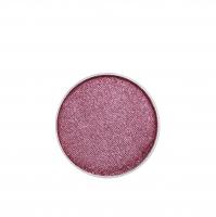 Make-Up Atelier Paris - EYESHADOW REFILL - TWM - T163 - BLACK STAR RED - T163 - METALICZNY - BLACK STAR RED