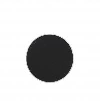 Make-Up Atelier Paris - EYESHADOW REFILL - TWM - T025 - BLACK - T025 - SATYNOWY - BLACK