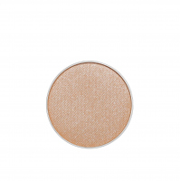 Make-Up Atelier Paris - EYESHADOW REFILL - TWM - T012S - SATIN - SHIMMER BEIGE - T012S - SATYNOWY - SHIMMER BEIGE