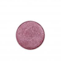 Make-Up Atelier Paris - EYESHADOW REFILL - TWM - T174 - BLACK STAR RED - T174 - METALICZNY - BLACK STAR RED
