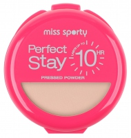 Miss Sporty - So Matte Perfect Stay - Puder matujący