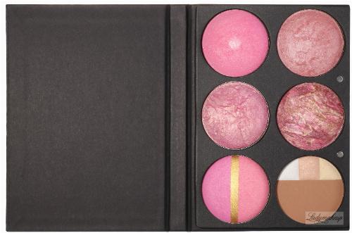 Karaja - Palette No. 69 Gold&Bronze - Paleta do makijażu