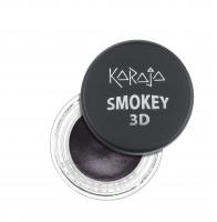 Karaja - SMOKEY 3D - Kremowy eyeliner/ cień do powiek/ kajal - 3 - 3