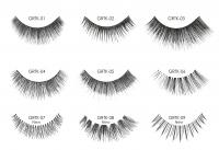 Golden Rose - FALSE EYELASHES - Artificial eyelashes