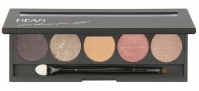 HEAN - Magnetic Palette + 5 eyeshadows