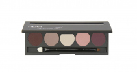 HEAN - Magnetic Palette - Paleta magnetyczna + 5 cieni - 506 - NUDE LIFESTYLE - 506 - NUDE LIFESTYLE
