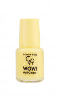 Golden Rose - WOW! Nail Color - Lakier do paznokci - 6 ml - 100 - 100