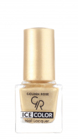 Golden Rose - Ice Color Nail Lacquer – Lakier do paznokci - 158 - 158