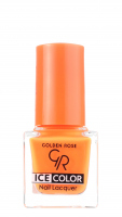 Golden Rose - Ice Color Nail Lacquer - 204 - 204