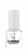 Golden Rose - Ice Color Nail Lacquer – Lakier do paznokci - CLEAR - CLEAR