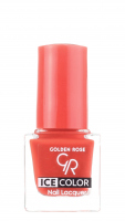 Golden Rose - Ice Color Nail Lacquer – Lakier do paznokci - 123 - 123