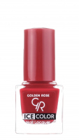 Golden Rose - Ice Color Nail Lacquer – Lakier do paznokci - 126 - 126