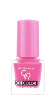 Golden Rose - Ice Color Nail Lacquer – Lakier do paznokci - 139 - 139
