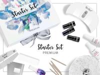 NeoNail - UV GEL POLISH STARTER PREMIUM SET - Hybrid Manicure - 5180