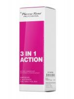 Pierre René - 3 IN 1 ACTION - Active Hardener - Wielofunkcyjny preparat z aktywnym utwardzaczem
