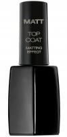 Pierre René - MATT TOP COAT - Matting Top Coat - Matujący preparat nawierzchniowy