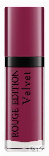 Bourjois - ROUGE EDITION Velvet - Matte lipstick
