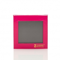Z Palette - ULTIMATE CUSTOMIZABLE MAKEUP PALETTE - Mała paleta magnetyczna do kosmetyków - SMALL HOT PINK