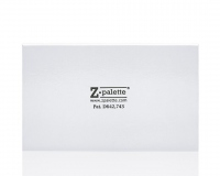 Z Palette - ULTIMATE CUSTOMIZABLE MAKEUP PALETTE - Duża paleta magnetyczna do kosmetyków - LARGE PEARL WHITE