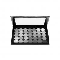 Z Palette - ULTIMATE CUSTOMIZABLE MAKEUP PALETTE - Extra duża paleta magnetyczna do kosmetyków - EXTRA LARGE BLACK