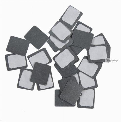 Z Palette - SQUARE METAL STICKERS - Kwadratowe naklejki magnetyczne - 30 sztuk