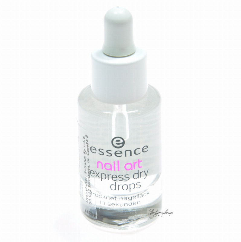 Essence Nail Art Express Dry Drops Shop 899 Z