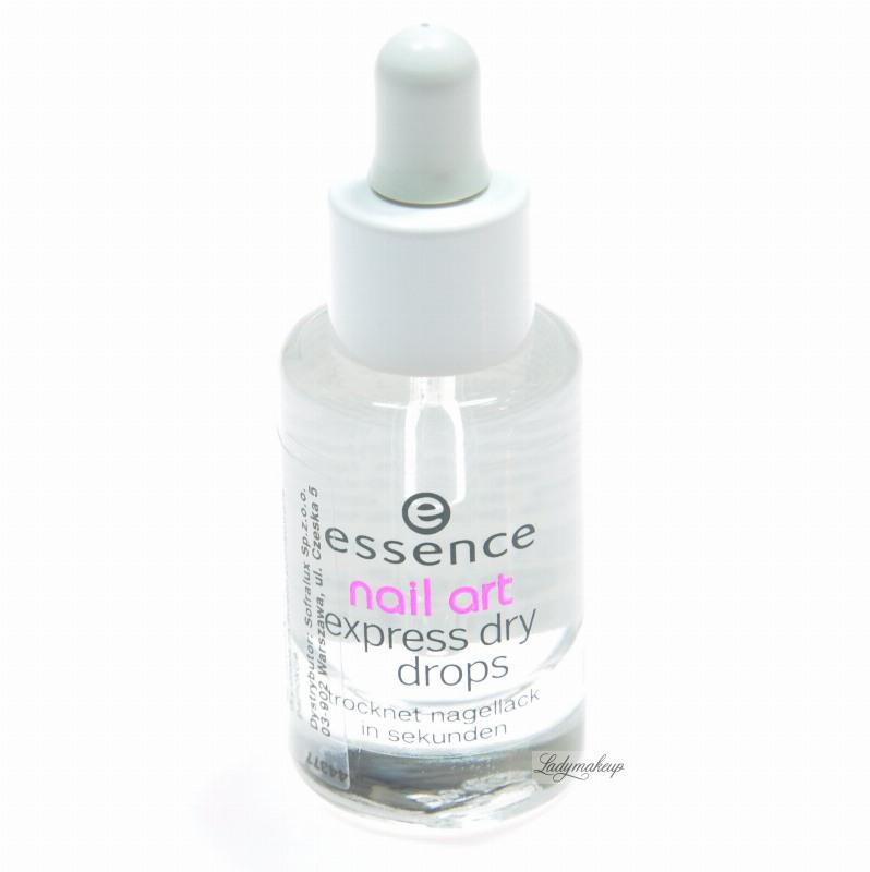 Essence Nail Art Express Dry Drops Shop 7 89 Zl