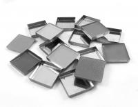 Z Palette - SQUARE METAL PANS - Kwadratowe puste wkłady do wypełniania - 20 sztuk