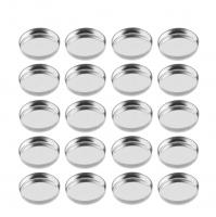 Z Palette - ROUND METAL PANS - 20 pieces
