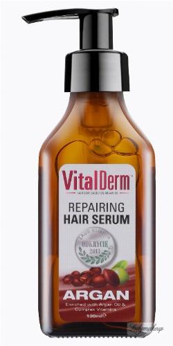 VitalDerm - REPAIRING HAIR SERUM - Naprawcze serum do włosów